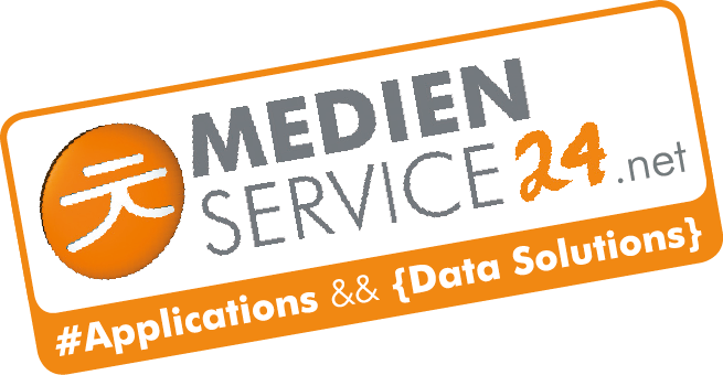 MEDIENSERVICE24.net - #Applications && {Data Solutions}